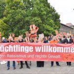 Antirassismus Demo Berlin
