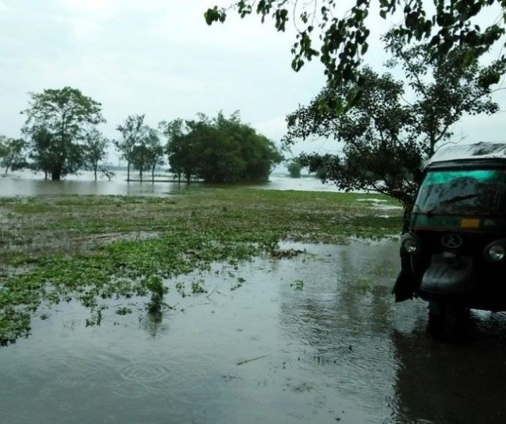 Disasters, Dilemmas and Decisions: Notes from a monsoon fieldwork in Assam, India