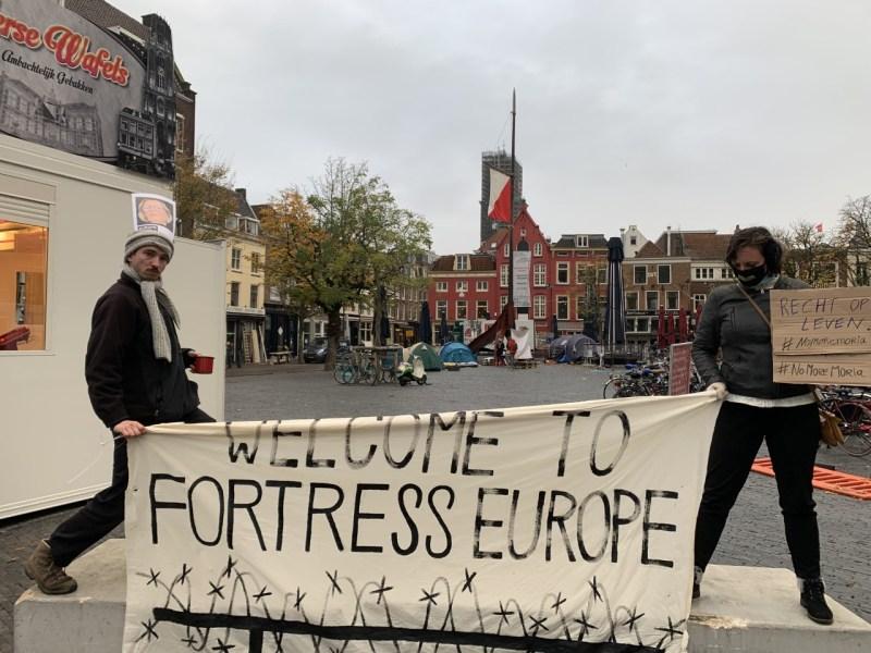 Protest_EU_refugee_policy