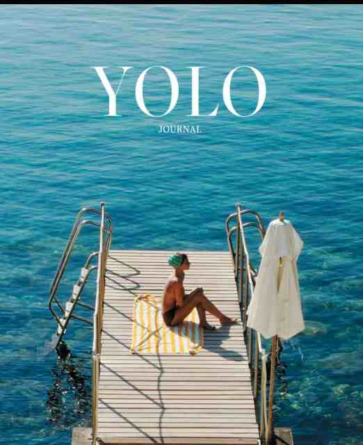 @yolojournal Italy special is available on issimo! Dream a little dream of 🇮🇹✨ Rp @hotelilpellicano
