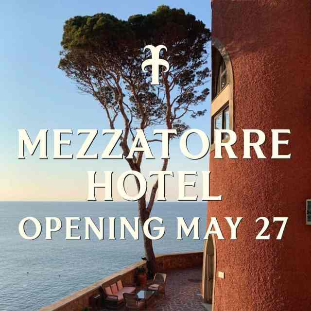 Ciao, ragazzi... welcome back to Italy! We are felicissimi to invite you in to @hotelilpellicano, @mezzatorrehotel and @lapostavecchiahotel. Mark your calendars: May 27 Mezzatorre, May 28, Il Pellicano, June 2 La Posta Vecchia ⠀⠀⠀⠀⠀⠀⠀⠀⠀ #italy #hotellife #ischia #tuscany #lazio #rome