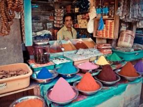 ... colours / Mysore, India 2012