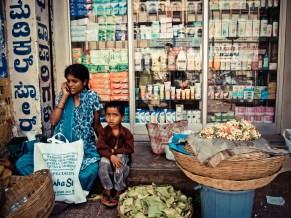 ... comfort / Mysore, India 2012