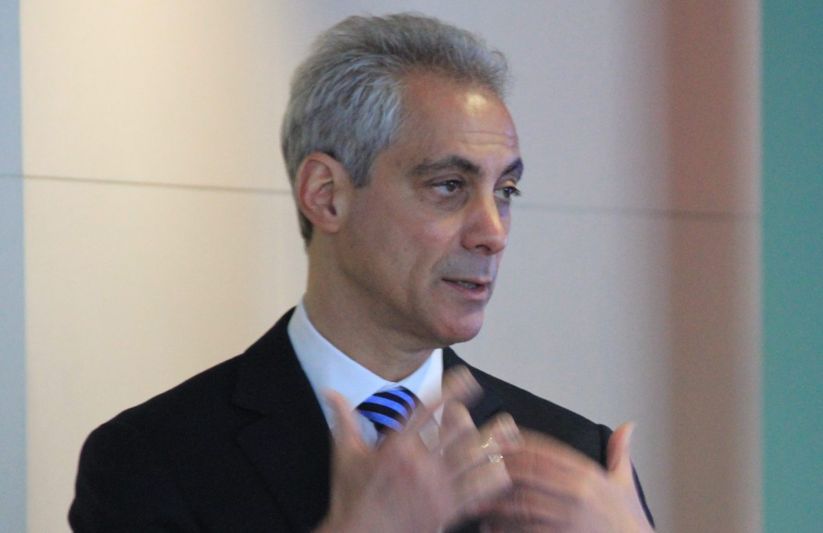 Rahm Emanuel: Don't Let This Chance To Trick Voters Go To Waste