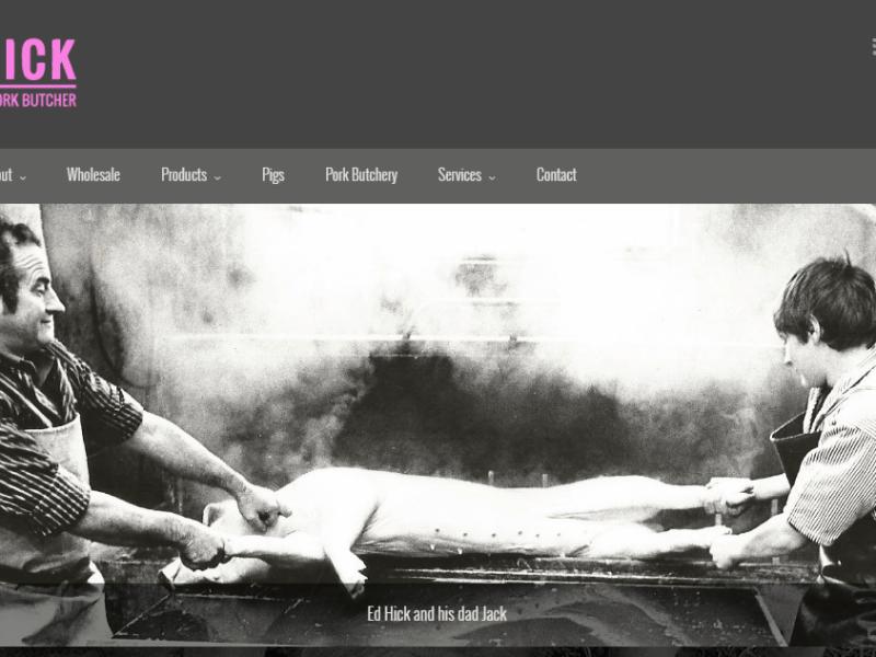 Ed Hick Website