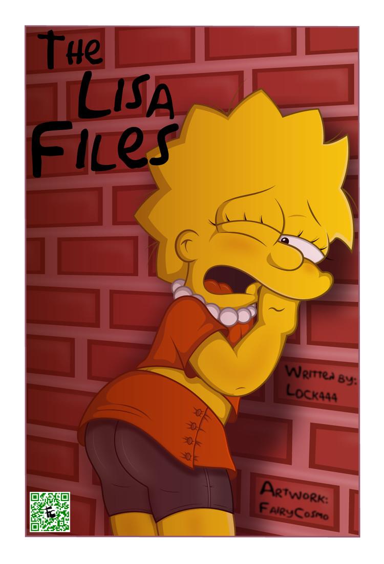 Lisa simpson xxx