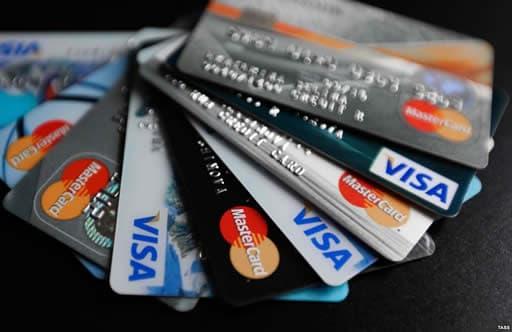 クレジットカードはもっとも簡単な入金方法