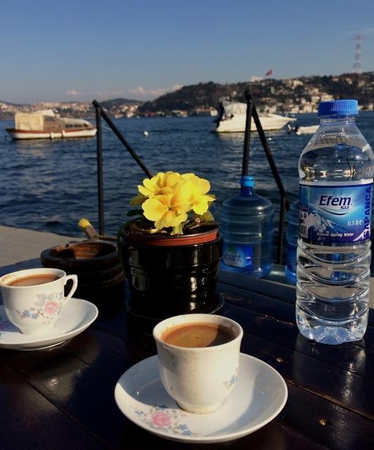 Zwei Kahve in Bebek