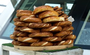 Simit-Stand