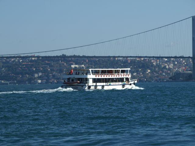 Istanbuler Fährschiff