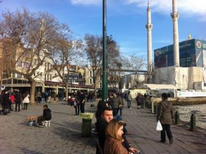Moschee in Ortaköy