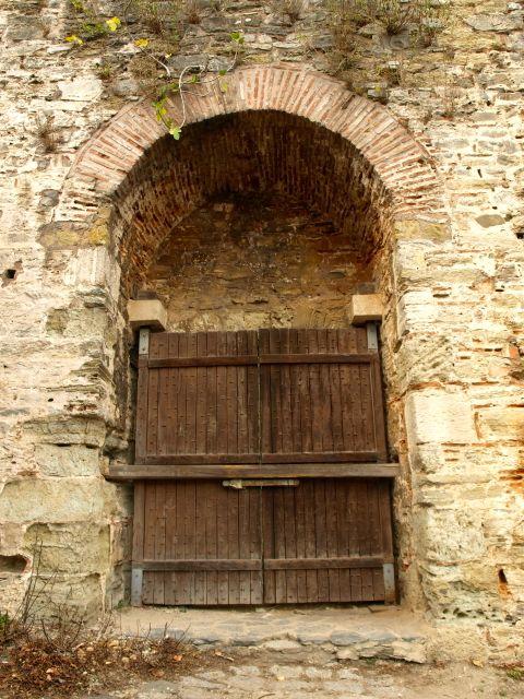 Tor in der Festung