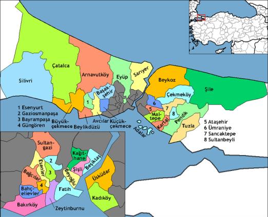 Beylikduzu District
