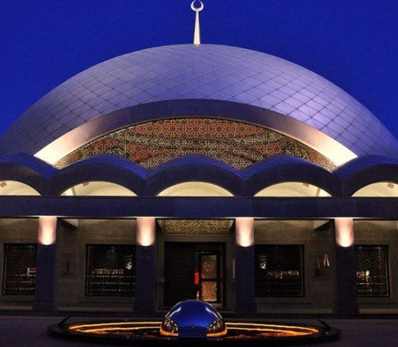 Sakirin Mosque In Istanbul
