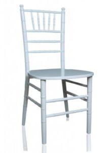 Beyaz Tiffany Sandalye