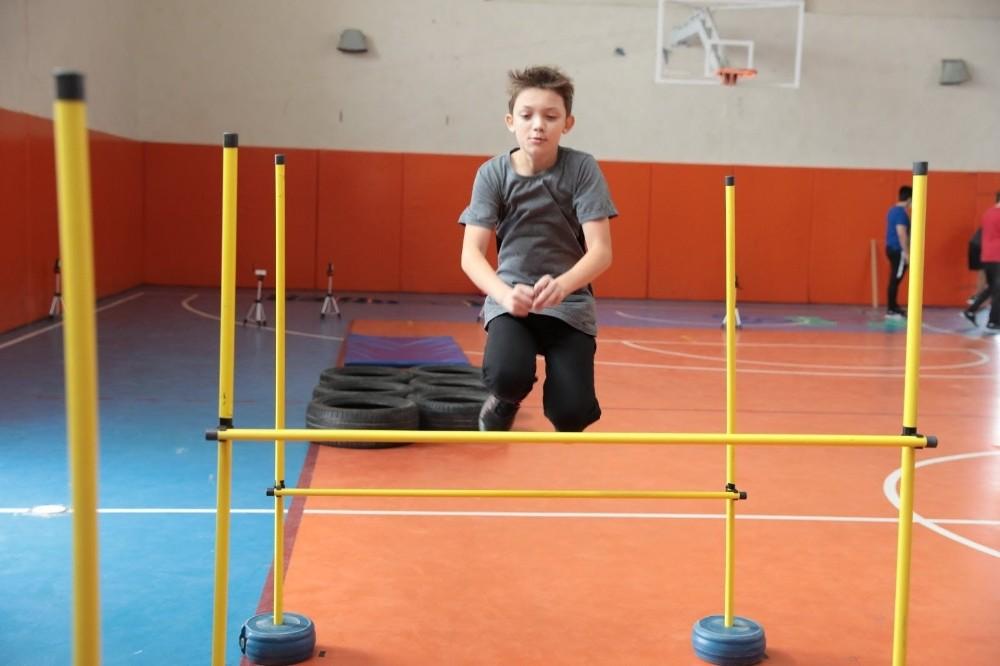 Başakşehir'de spor eğitimine destek
