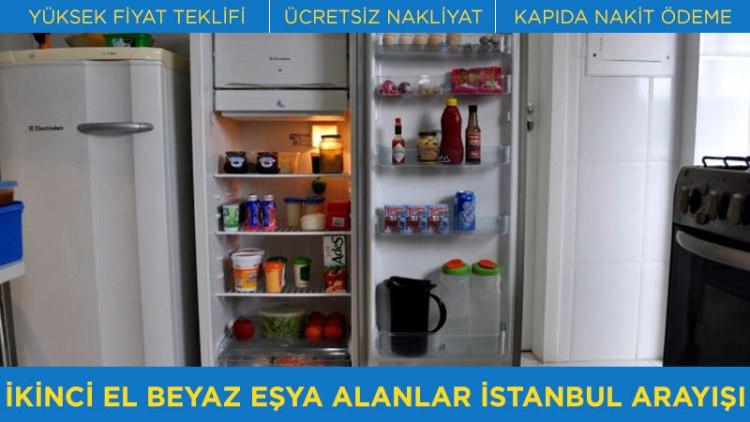 İkinci el beyaz eşya alanlar İstanbul arayışınızı sizler için en iyi sonuçlanacak biçimde tamamlıyoruz. En yüksek fiyat tekliflerine ek olarak sizlere sunduğumuz ücretsiz nakliyat fırsatı ile en kazançlı biçimde kullanmadığınız ev eşyalarınızı satın...
