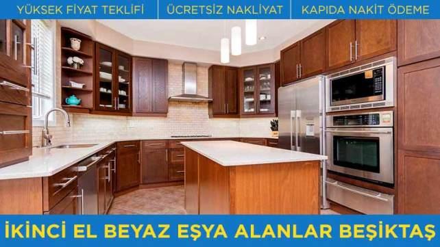 İkinci El Beyaz Eşya Alanlar Beşiktaş Hizmeti: Değerinde Fiyat Teklifi - Ücretsiz Nakliyat - Kapıda Nakit Ödeme İkinci el eşya alanlar talepleriniz için: 0532 165 45 47