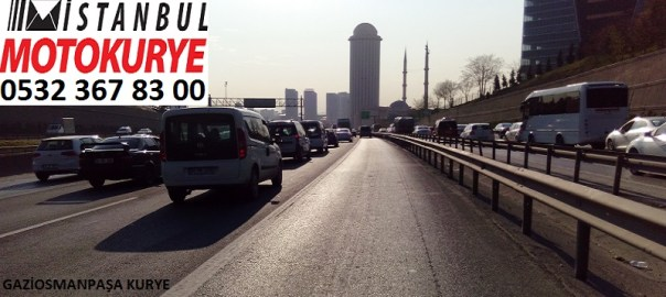 Gaziosmanpaşa Kurye, İstanbulmotokurye.com