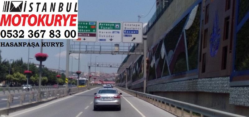 Hasanpaşa Kurye, İstanbulmotokurye.com