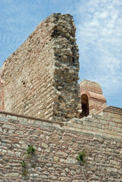 istanbul city walls edirnekapi 64