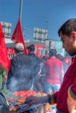 labour day, 1 Mayıs, istanbul, pentax k10d