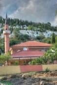 small mosque near to the Eyup cemeteries, Eyüp mezarlığı kıyısında küçük bir cami, Istanbul, pentax k10d