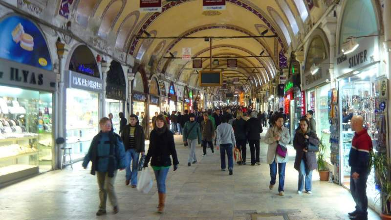 If you only have one day in Istanbul, try the Grand Bazaar. Istanbul Vacation Tips.