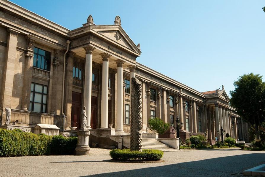 İstanbul Arkeoloji Müzesi'ne Nasıl Gidilir