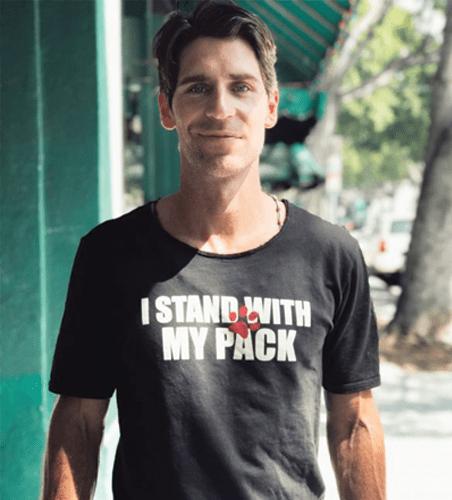 Unisex Black Organic / Cruelty-Free ISWMP Signature T-shirt