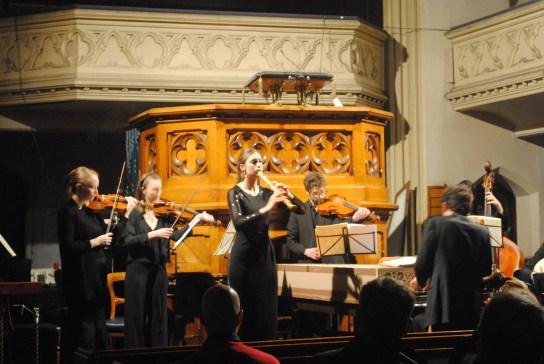Vivaldi Recorder Concerto