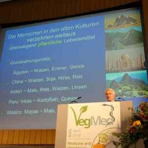 Prof. Dr. Claus Leitzmanns Vortrag