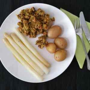 Vegane Ernährung bei Gicht.
