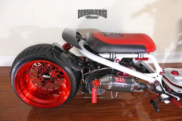 yoshimura carbon fiber exhaust system