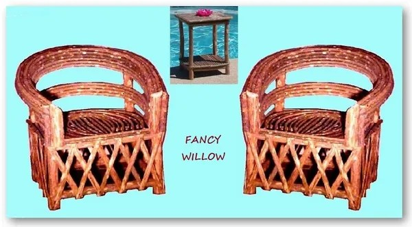 willow patio furniture fancy willow