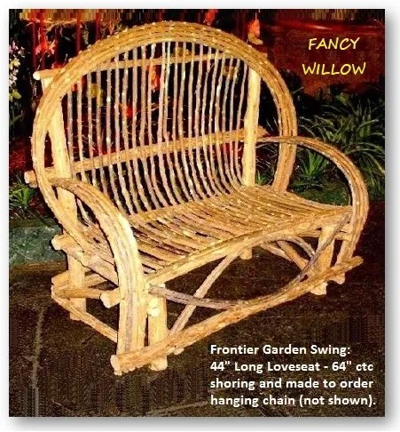 fancy willow handcrafted patio living