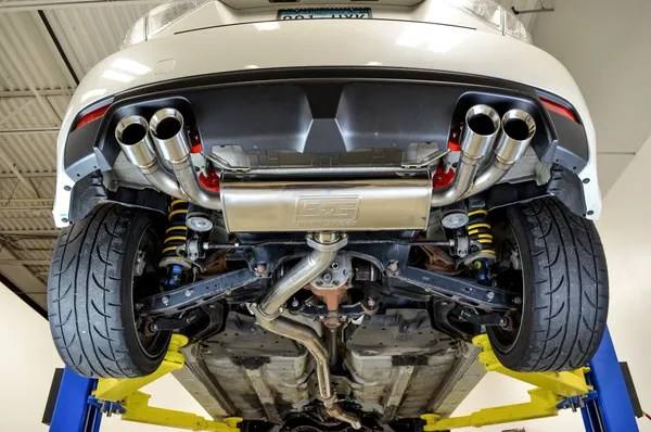 grimmspeed catback exhaust system 2008