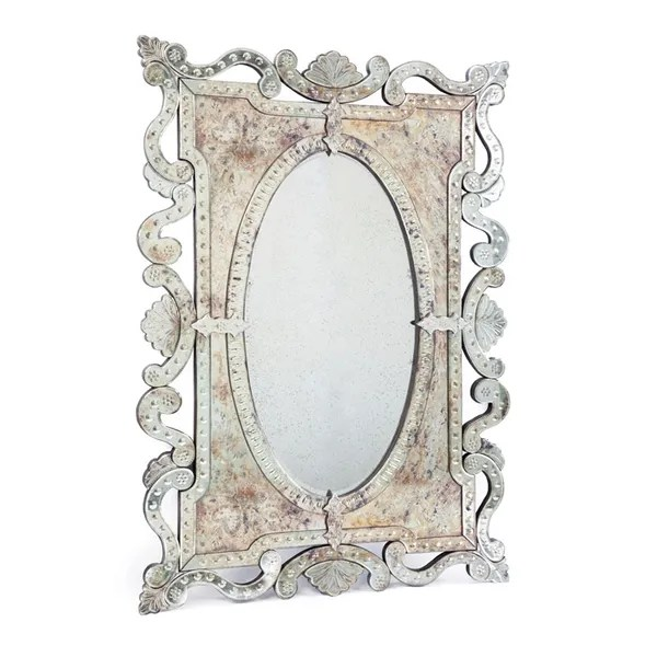 Venetian Mirror 6 Feet Tall Handmade Martelle