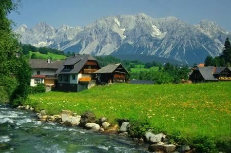 Alps-Mountains