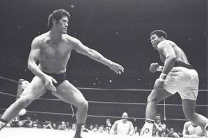 Inoki vs. Ali 1976 Japan