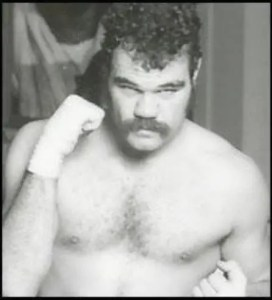 Randall 'Tex' Cobb - boxer, kick boxer & actor