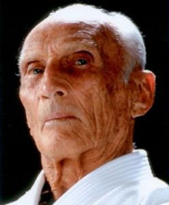 Grandmaster Helio Gracie - Photo credit Rorion Gracie