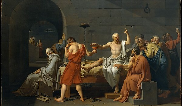 Adolescent Community Presentation on Ancient Greece