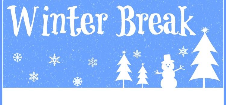 IMA Winter Break