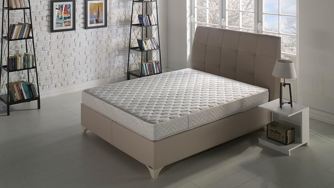 Elit Seng Med Opbevaring 140x200 Cm Basic Furniture Aps