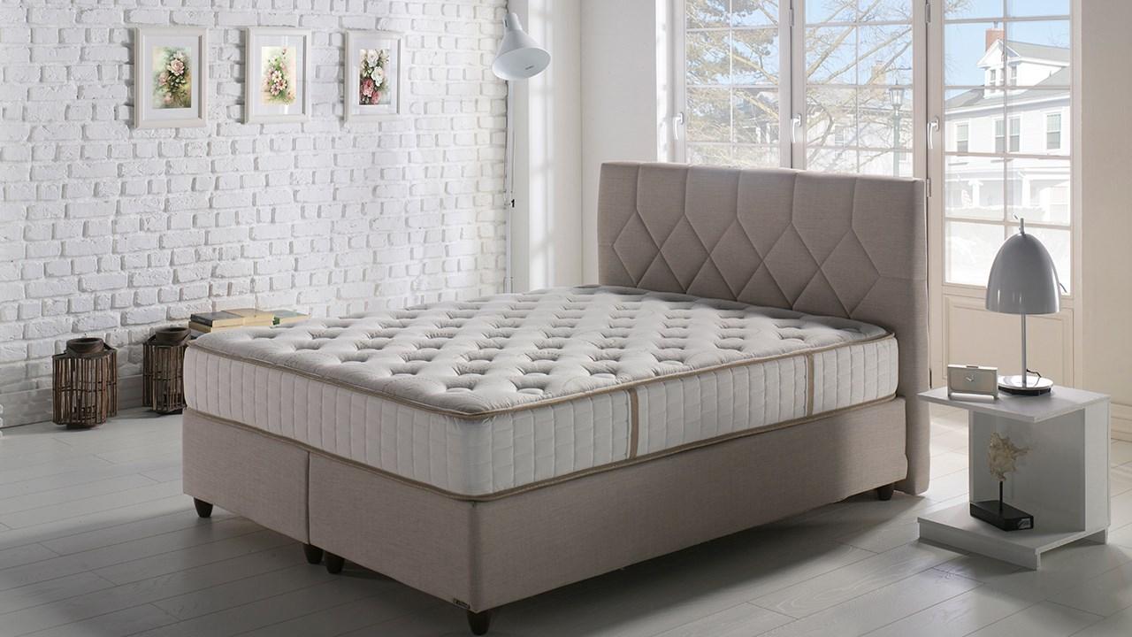 Sleepy Seng Med Opbevaring 120x200 Cm Basic Furniture Aps