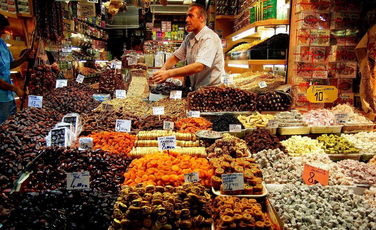 السوق المصري في اسطنبول