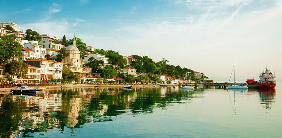 جزيرة الأميرات اسطنبول