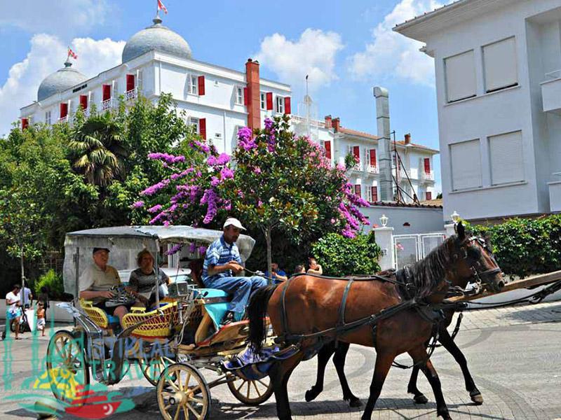 برنامج سياحي تركيا ثمانية ايام
