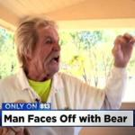 Elderly California Man Punches Bear to Save His Chihuahua